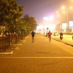 ランニングの朝と夜の効果とは?どっちがよいかを徹底比較!