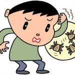 ダニアレルギーで皮膚にかゆみ!対策のポイントはコレ!