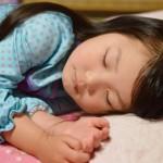 幼児の睡眠時間が短いとどうなる?3つの影響とは!